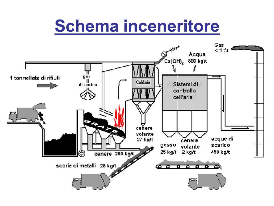 Schema inceneritore