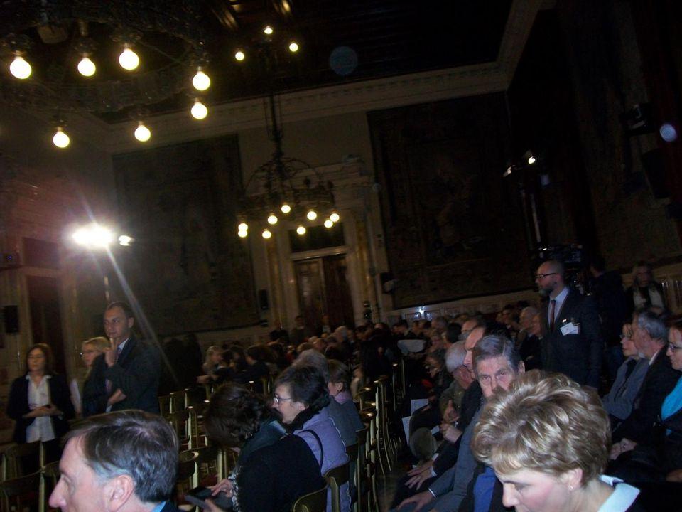 Sala della Regina - Montecitorio Ritiro della targa relativa al II Premio alla presenza del Presidente della Repubblica, on Sergio Mattarella, del presidente della Camera, on.