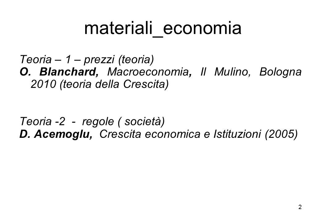 33 Saggio marginale di sostituzione tecnica (SMST) Si consideri la produzione con due fattori di produzione: Lavoro (N) e Capitale (K) 1.