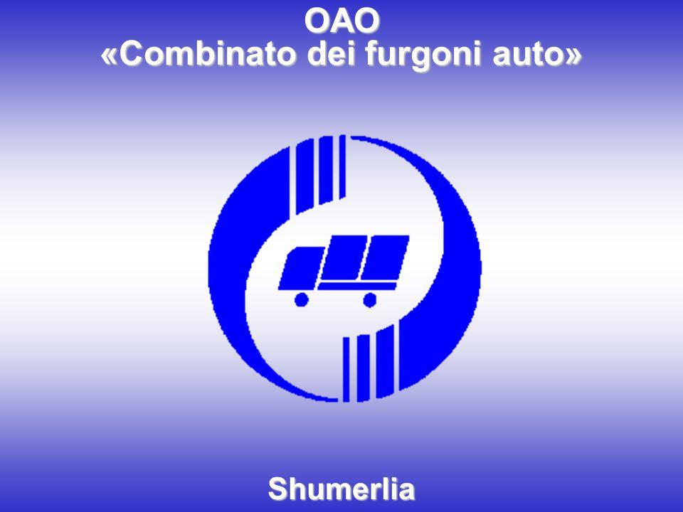 OAO «Combinato dei furgoni auto» Shumerlia