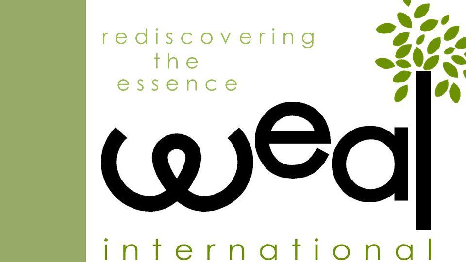 Identità rediscovering the essence Weal International s.r.l.