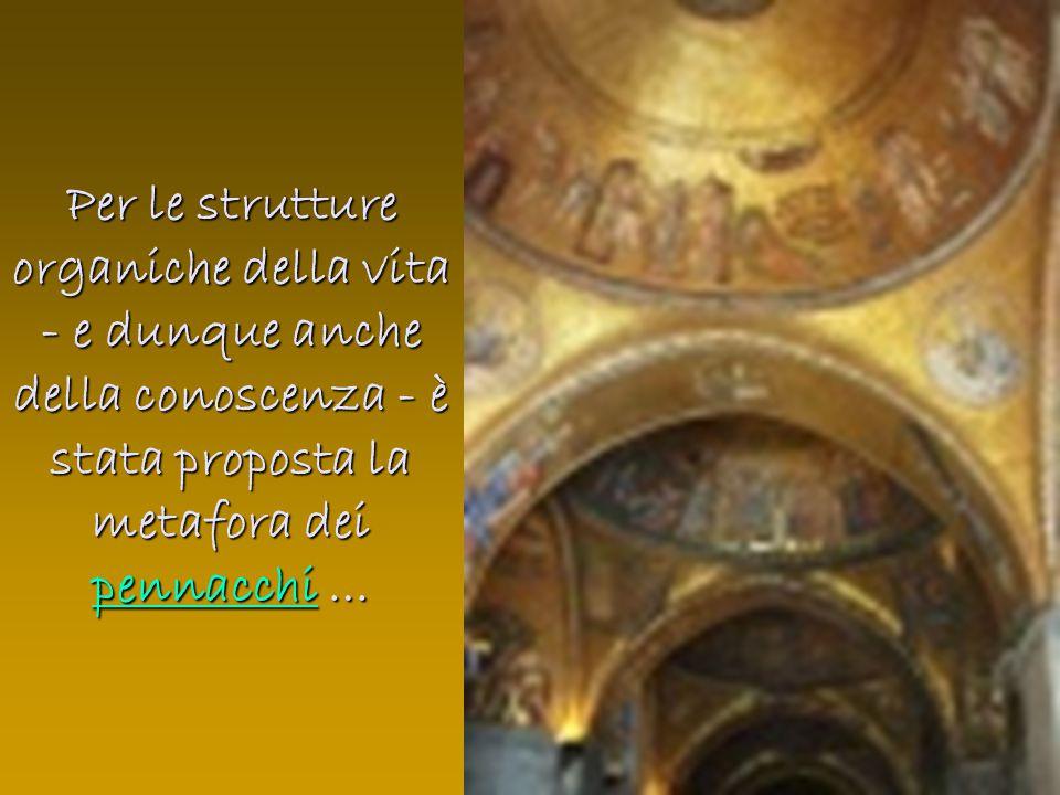 … che non sono realizzati per dar luogo ad ornamenti, ma perché necessitati dalla struttura della costruzione.
