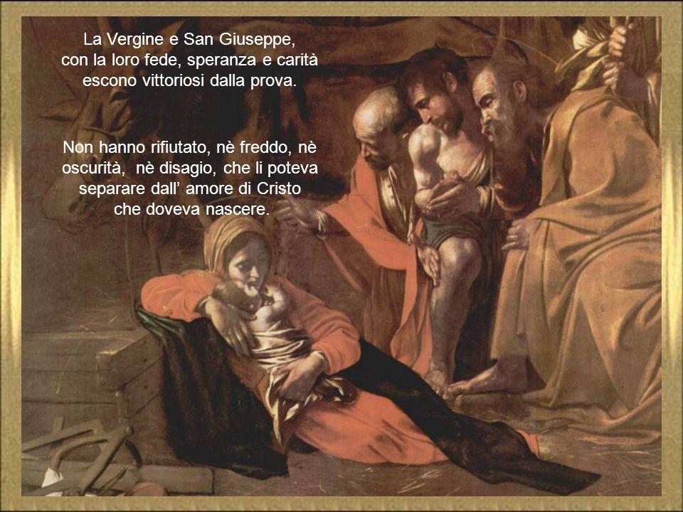 """""""E avvene che, mentre stavano in quel luogo, si compirono per lei i giorni del parto e diede alla luce il suo figlio primogenito. Lo avvolse in fasce"""
