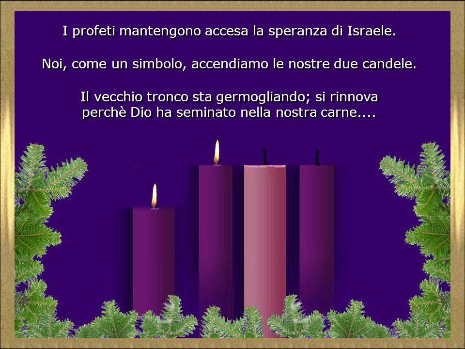 Accendi la seconda candela Tocca la seconda candela con un click e si accenderà.
