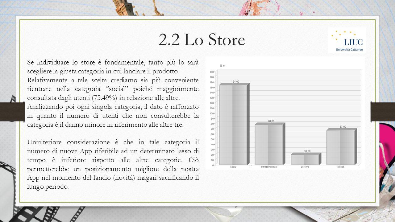 Se individuare lo store è fondamentale, tanto più lo sarà scegliere la giusta categoria in cui lanciare il prodotto.