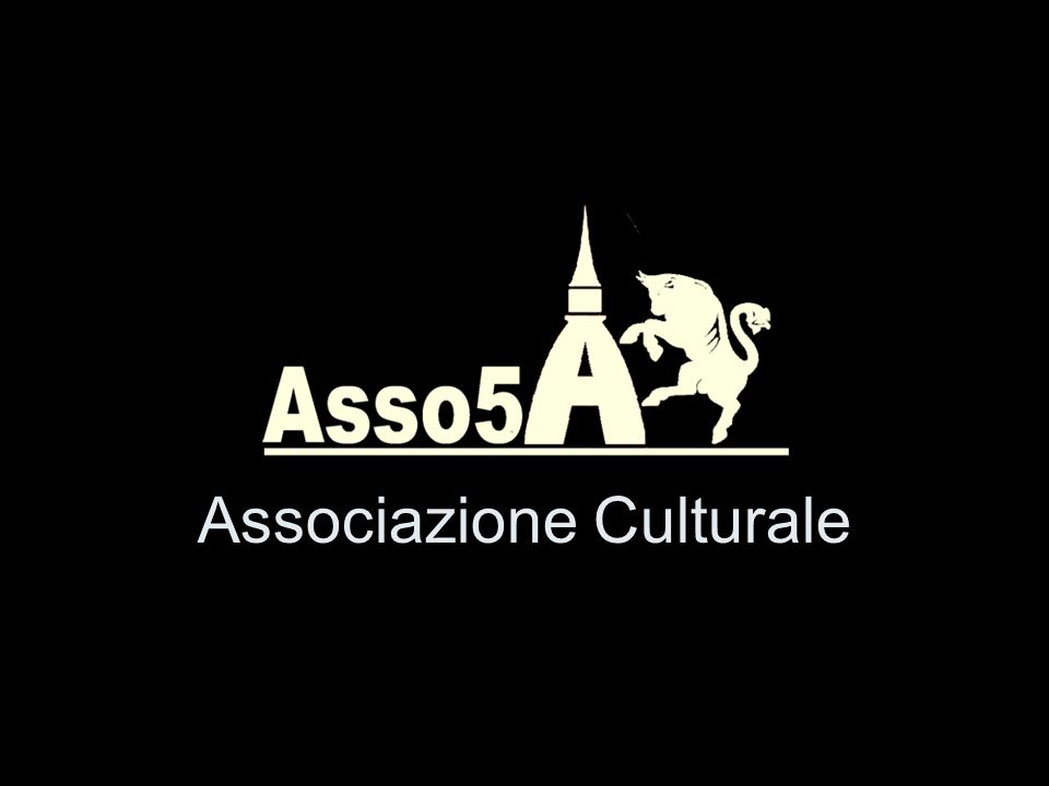 Contatti info@asso5a.org www.asso5a.org