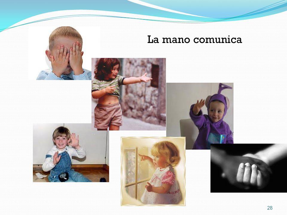 La mano comunica 28