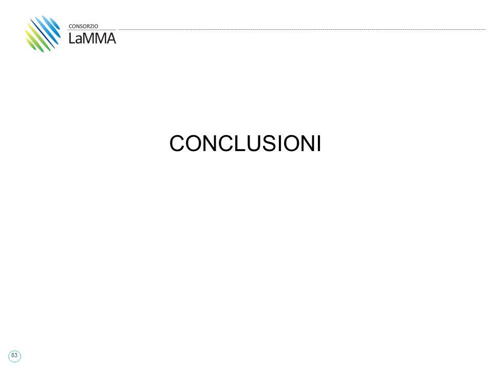 63 CONCLUSIONI