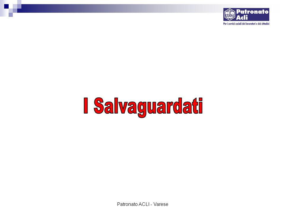 Patronato ACLI - Varese 1.