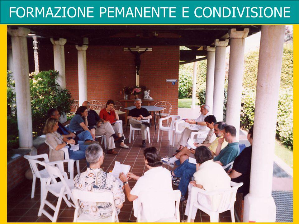 FORMAZIONE PEMANENTE E CONDIVISIONE
