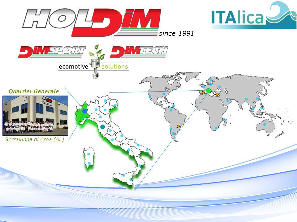 Ecomotive Solutions fa parte del Gruppo HOLDIM, una realtà che da oltre vent'anni sviluppa soluzioni elettroniche avanzate per il controllo di motori endotermici.