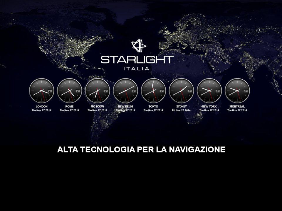 La Starlight Italia è una società nata dall'intuizione di un gruppo di giovani ingegneri, con esperienza consolidata nel campo della navigazione professionale, il cui core-business è lo sviluppo e la produzione di sistemi high-tech destinati al comparto della navigazione marittima professionale, volti ad aumentare la sicurezza e diminuire l'impatto ambientale delle navi.
