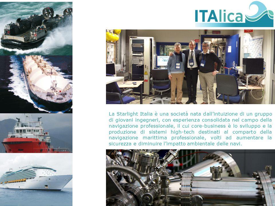 Prima sfida del progetto ITALICA è quella di proporre una tecnologia di Conversione Dual Fuel per propulsori navali.