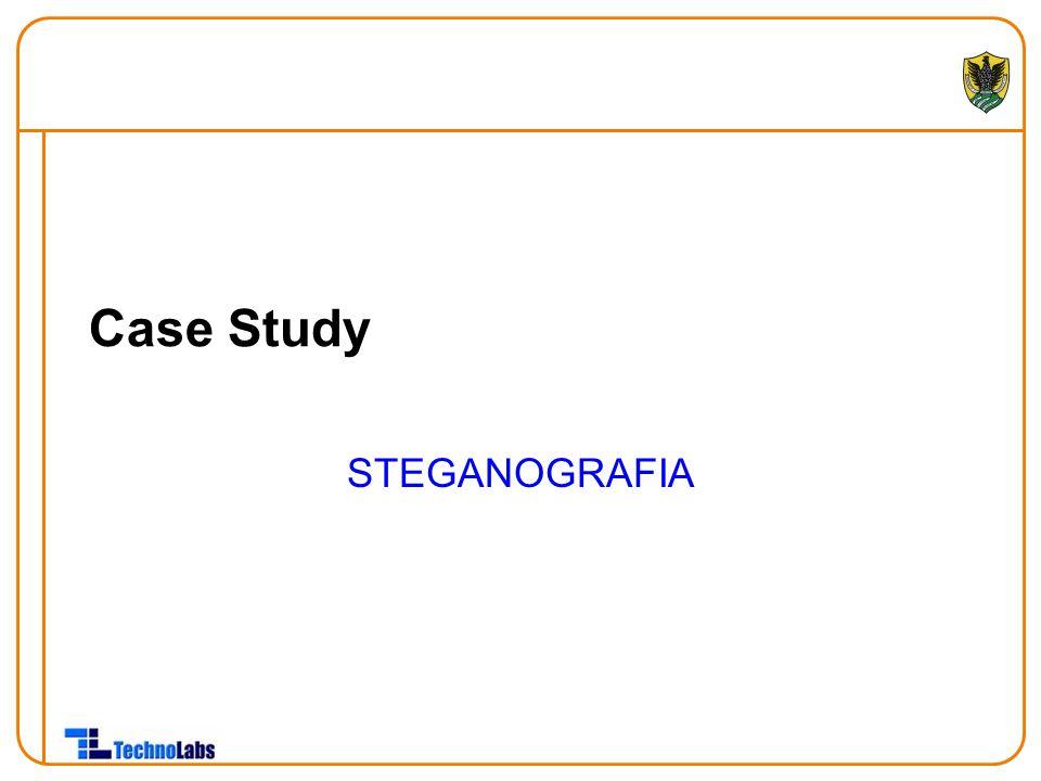 Case Study STEGANOGRAFIA