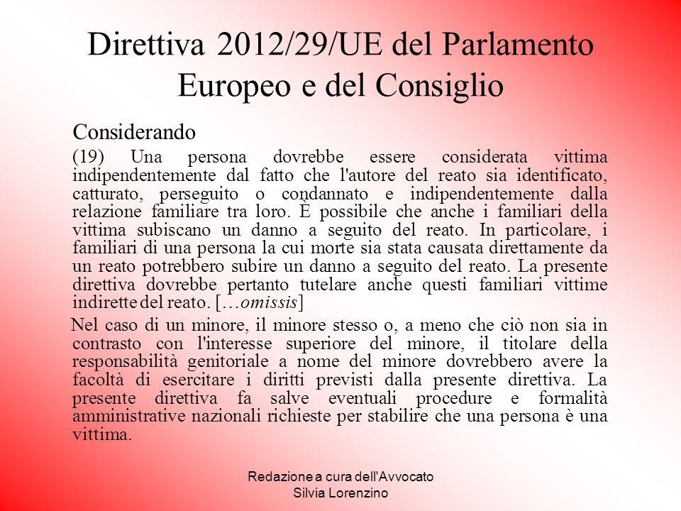 Redazione a cura dell Avvocato Silvia Lorenzino Legge regionale n.11 del 17.3.2008 Istituzione di un fondo di solidarietà per il patrocinio legale alle donne vittime di violenza e maltrattamenti