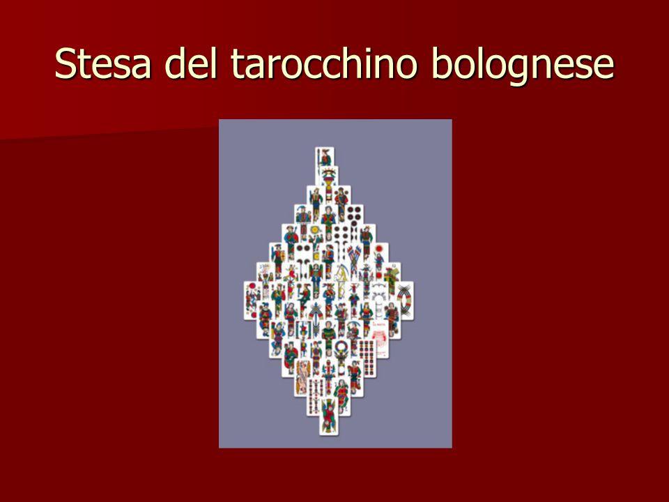 Stesa del tarocchino bolognese