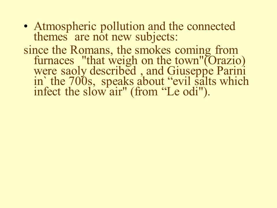 L ozono, forma triatonica dell ossigeno, così fondamentale nella stratosfera per proteggerci dai raggi ultravioletti, altamente dannosi, è altamente dannoso nella troposfera, lo strato di atmosfera a noi più vicino.
