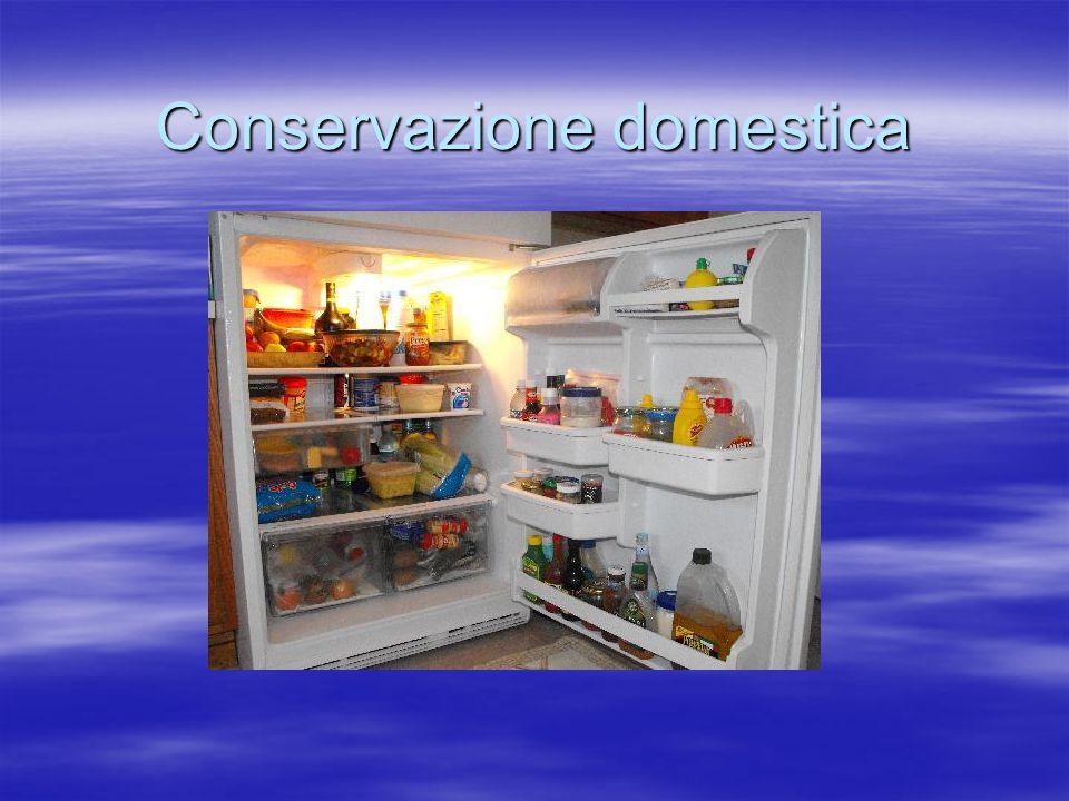 Conservazione domestica