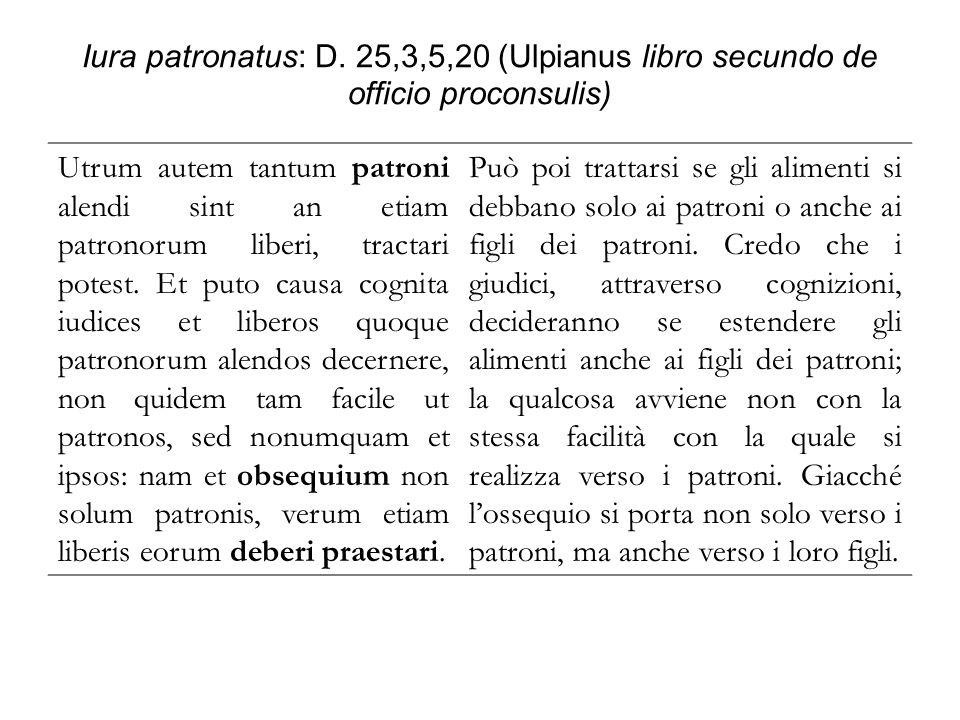 Iura patronatus: D.