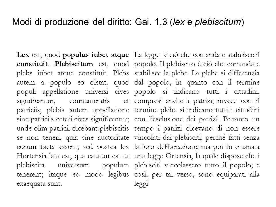 C.1,14,3 (Impp. Theodosius et Valentinianus AA. ad senatum - a.
