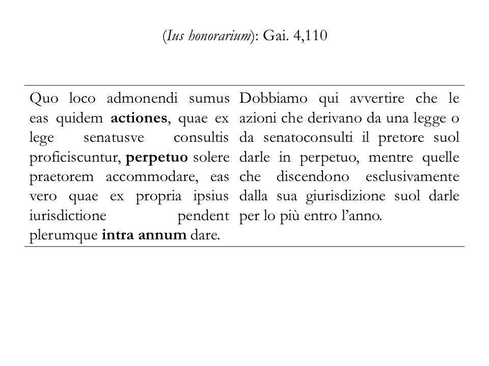 Modi di produzione del diritto: Gai.1,5 (Constitutiones principum).