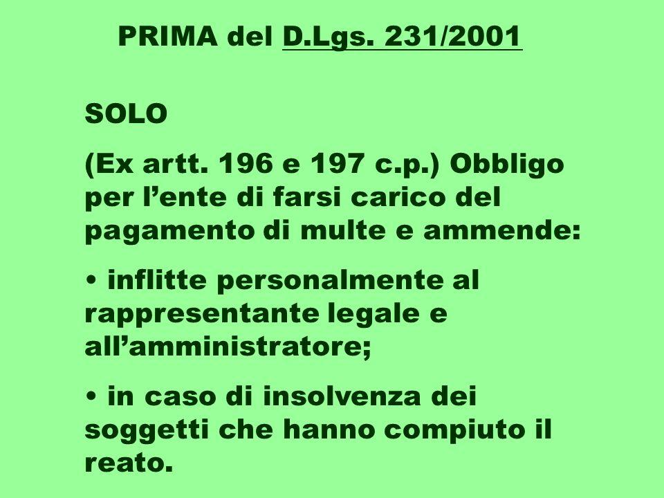 SOLO (Ex artt.