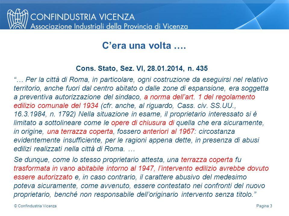 TAR Veneto, Sez.II, 30.01.2014, n. 121 … il ricorrente oppone la violazione dell'art.