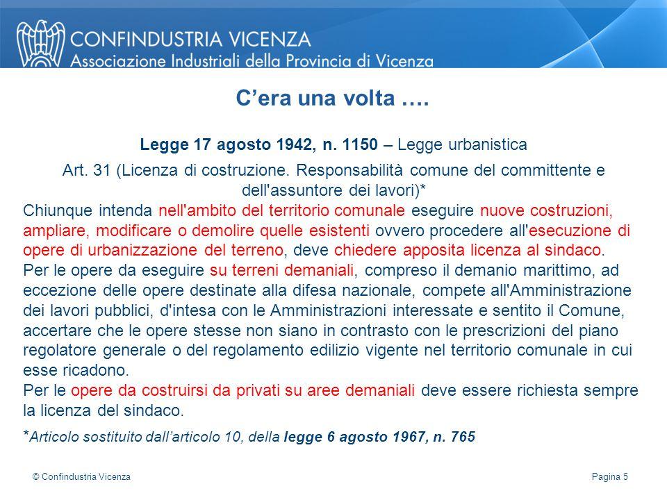 Pagina 46 © Confindustria Vicenza Tipologia edilizia (riferimenti al DPR 380/2001) Titolo abilitativo o altro adempimento pannelli solari, fotovoltaici, a servizio degli edifici, da realizzare al di fuori della zona A) di cui al DM 1444/1968 (art.