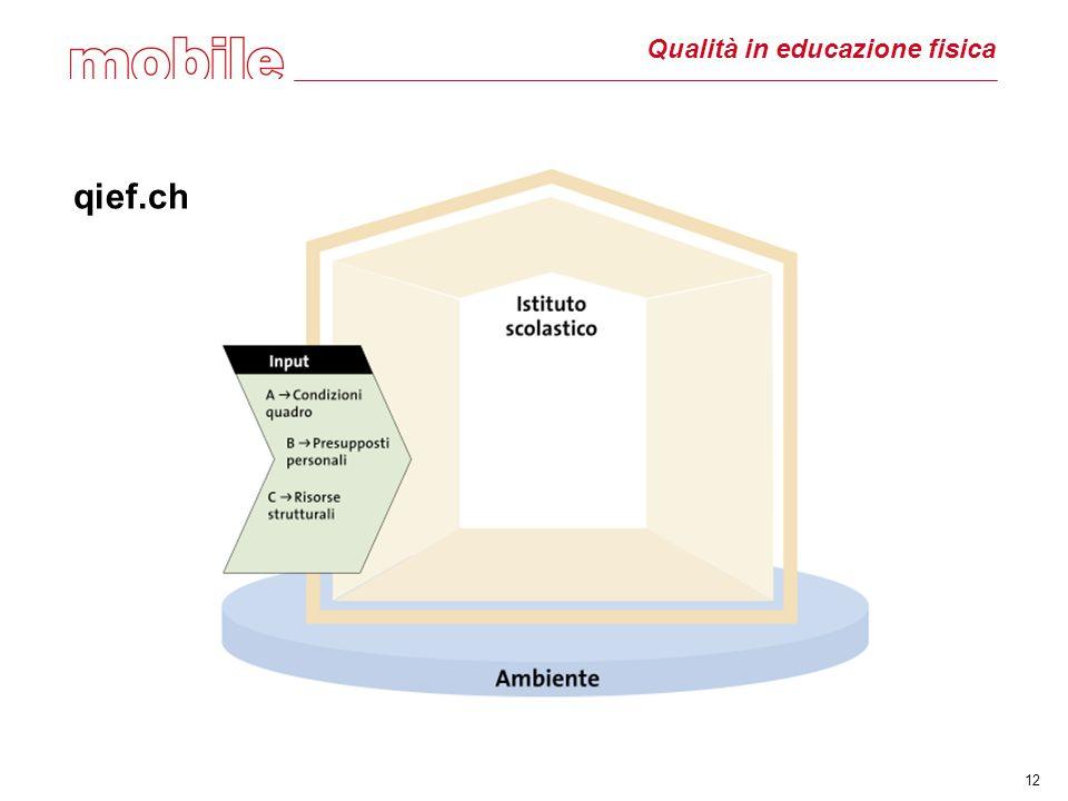 12 Qualità in educazione fisica qief.ch