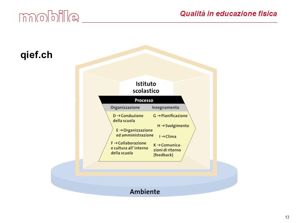 13 Qualità in educazione fisica qief.ch