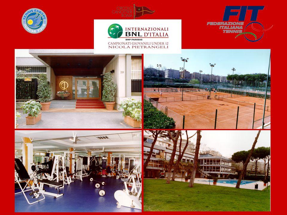 Il Circolo Canottieri Roma è stato fondato nel 1919 e fa parte dei circoli storici sportivi della capitale. La sede sociale dispone di uno spazio di o