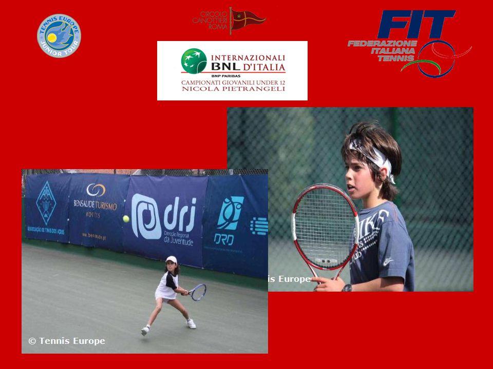 All'incirca 350.000 spettatori partecipano ogni anno agli eventi del Tennis Europe Junior Tour per ammirare circa 10.000 giovani talenti provenienti d