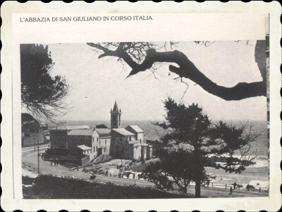 5)Nel 1873 Genova pretese l'incorporazione del comune di S. Francesco d'Albaro e così avvenne. Analoga richiesta era già stata formulata al regio gove