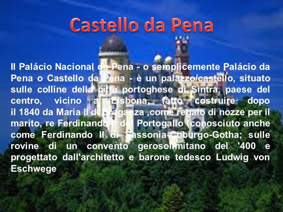 Prima colazione in albergo. Partenza dall'albergo alla volta di Sintra, storico villaggio patrimonio dell'UNESCO dal 1995. Visita del palazzo da Pena,