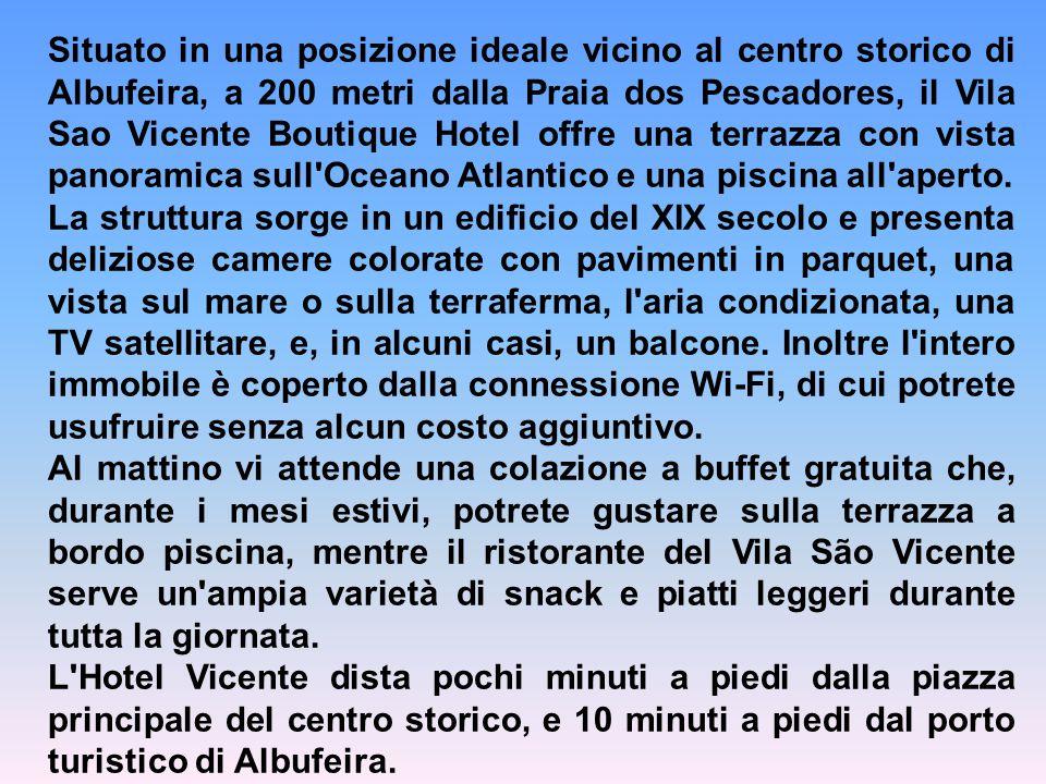 Noleggio macchina presso fair airport (€ 144,75). Hotel: Vila Sao Vicente (4 notti €520)