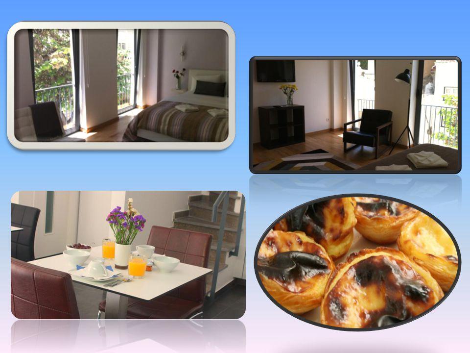 Situato in posizione centrale, a meno di 200 metri dalla Funicolare Bica, l'Orange 3 House offre suite spaziose con balcone e connessione Wi-Fi gratui