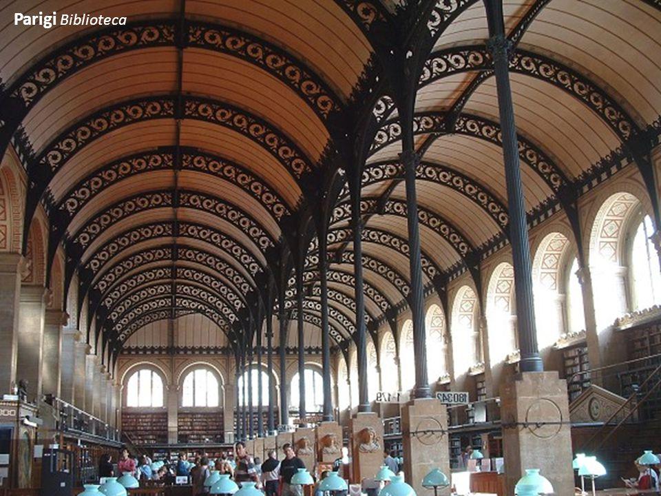 Londra Crystal Palace Parigi Biblioteca