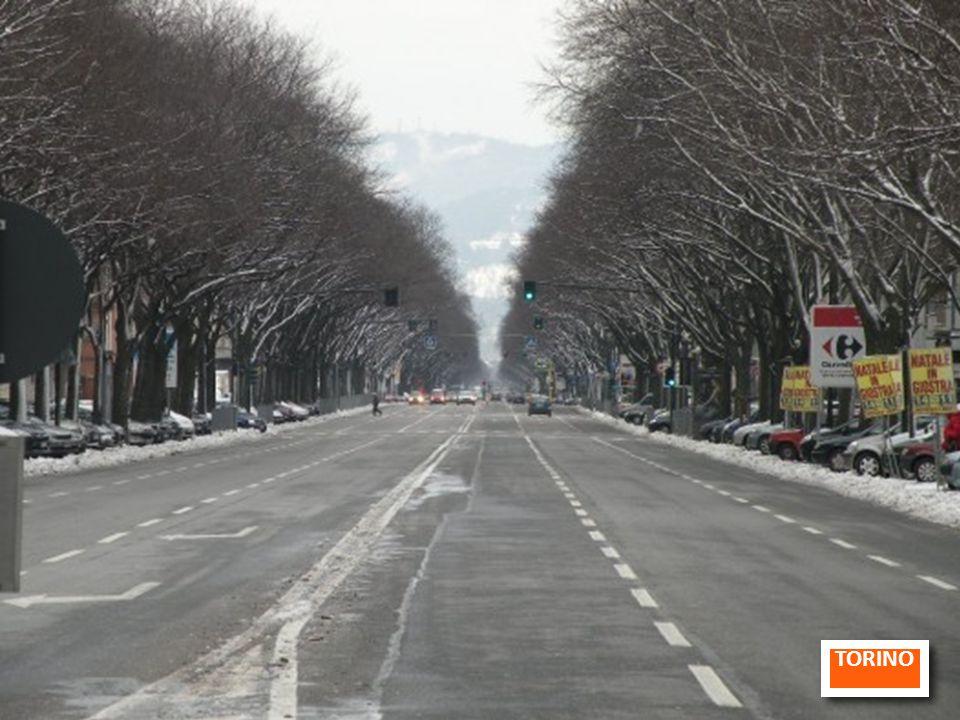 Anche in questo caso un esempio emblematico è quello di Corso Tacito a Terni, fortemente voluto dall'ammiraglio Benedetto Brin, viale che si va a sovrapporre all'antico centro storico eludendo l'antico tracciato del cardo (Via Roma – Corso Vecchio)