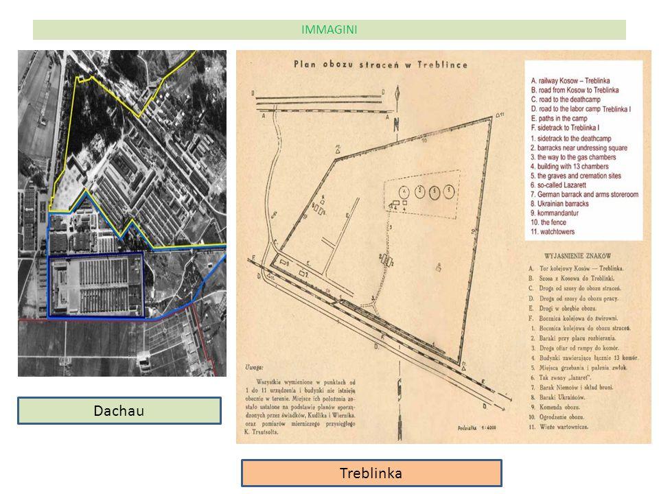 IMMAGINI Dachau Treblinka