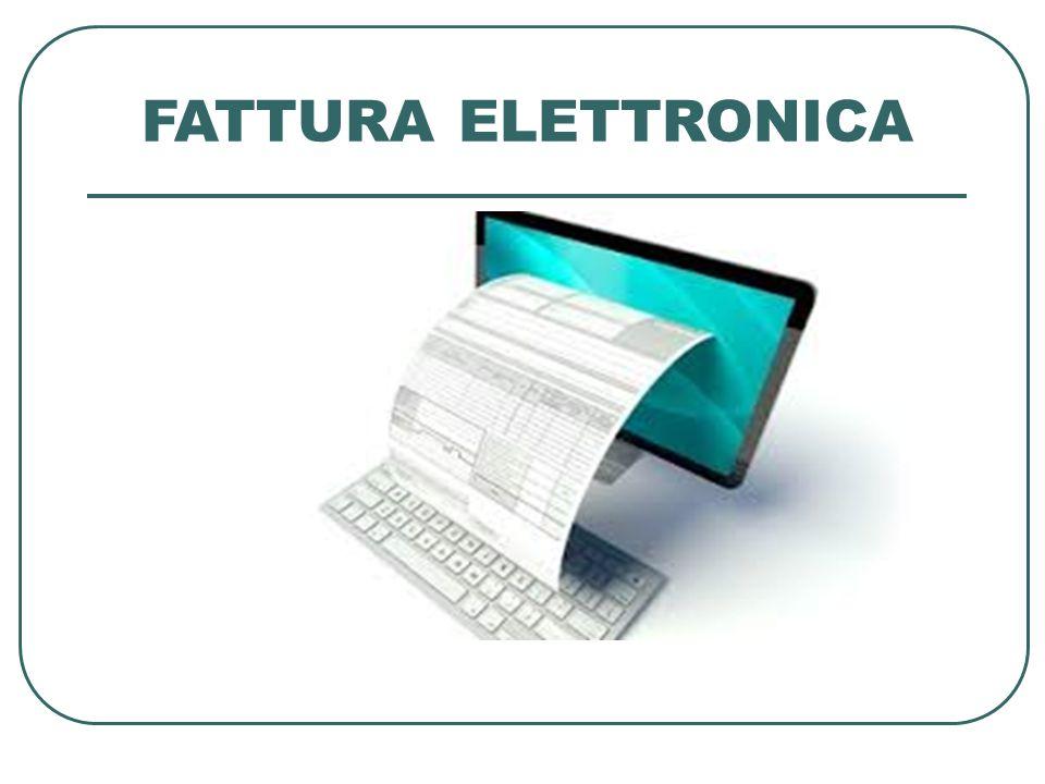 Fattura elettronica – QUADRO NORMATIVO L.