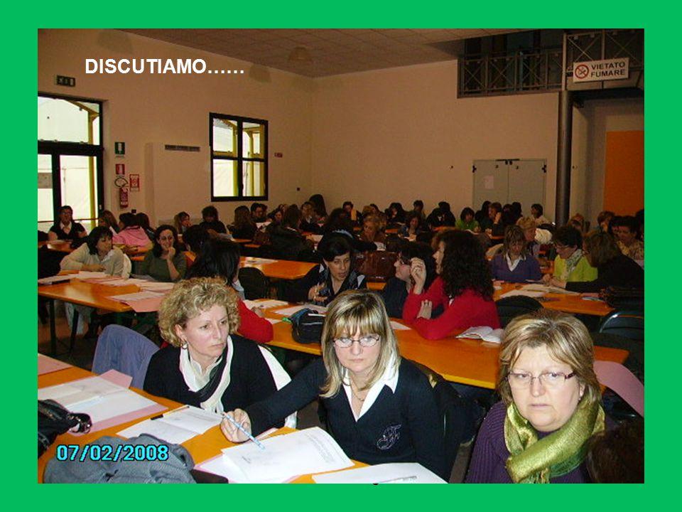 daniela sartore- ostiglia 2008 CI ASCOLTIAMO…..
