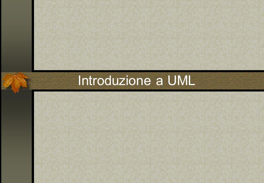 Introduzione a UML