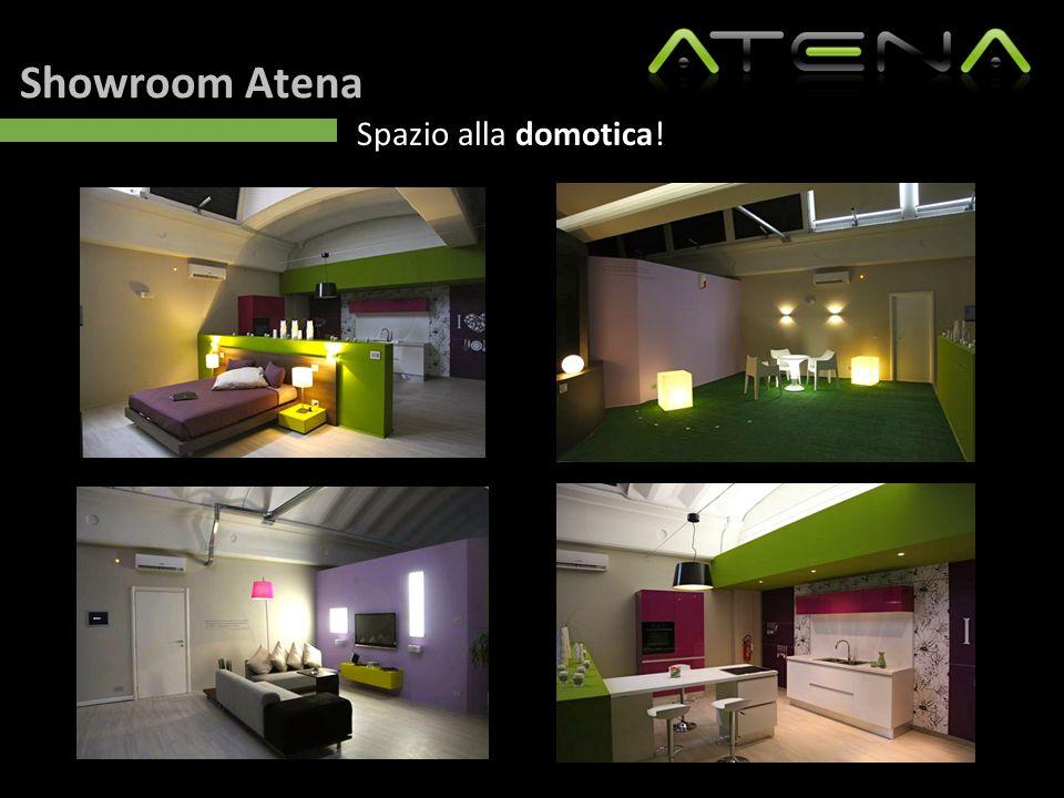 Showroom Atena Spazio alla domotica!