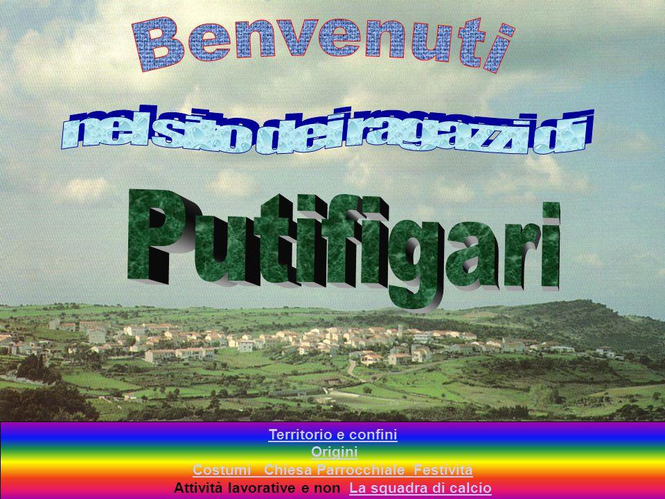 Putifigari Putifigari è un piccolo paese della provincia di Sassari con una popolazione di 730 abitanti.