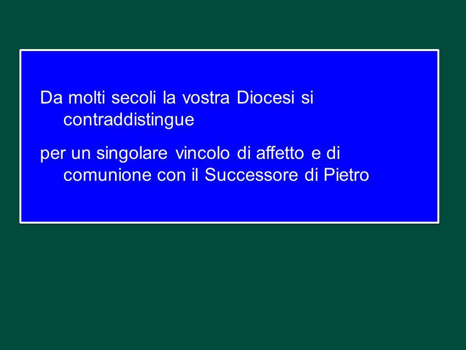 Queste parole Gesù le ha rivolte all'apostolo Pietro durante l'Ultima Cena, affidandogli il compito di essere qui in terra Pastore di tutta la sua Chi