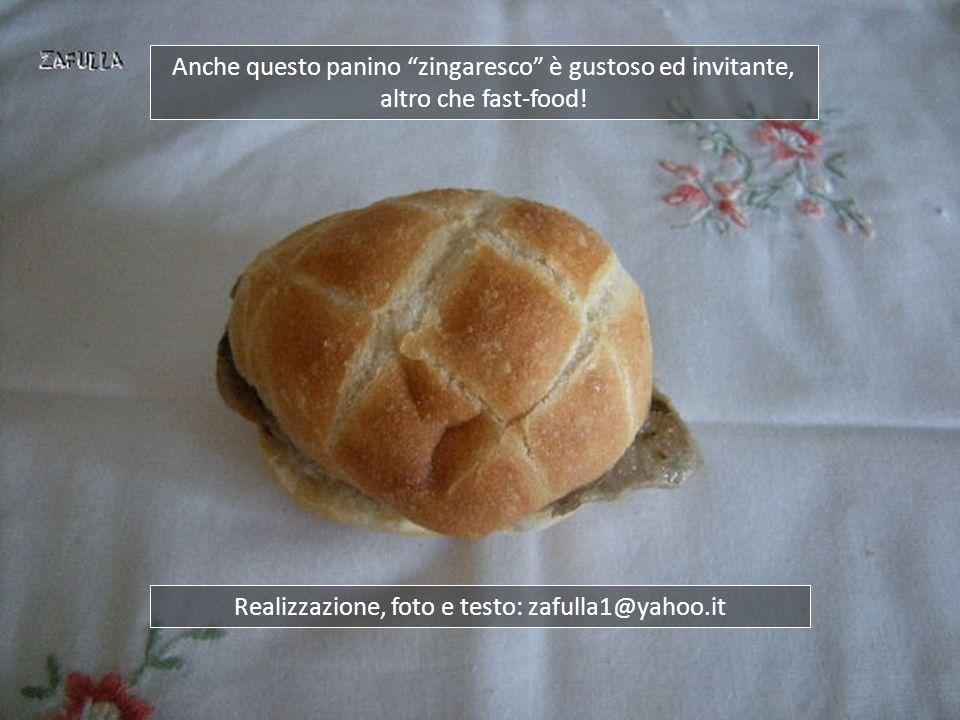 la carne preparata in questo modo si manterrà morbida e saporita, soprattutto se verserete un po' di salsina sul pane.