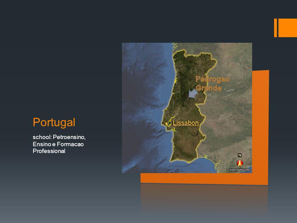 Portugal school: Petroensino, Ensino e Formacao Professional