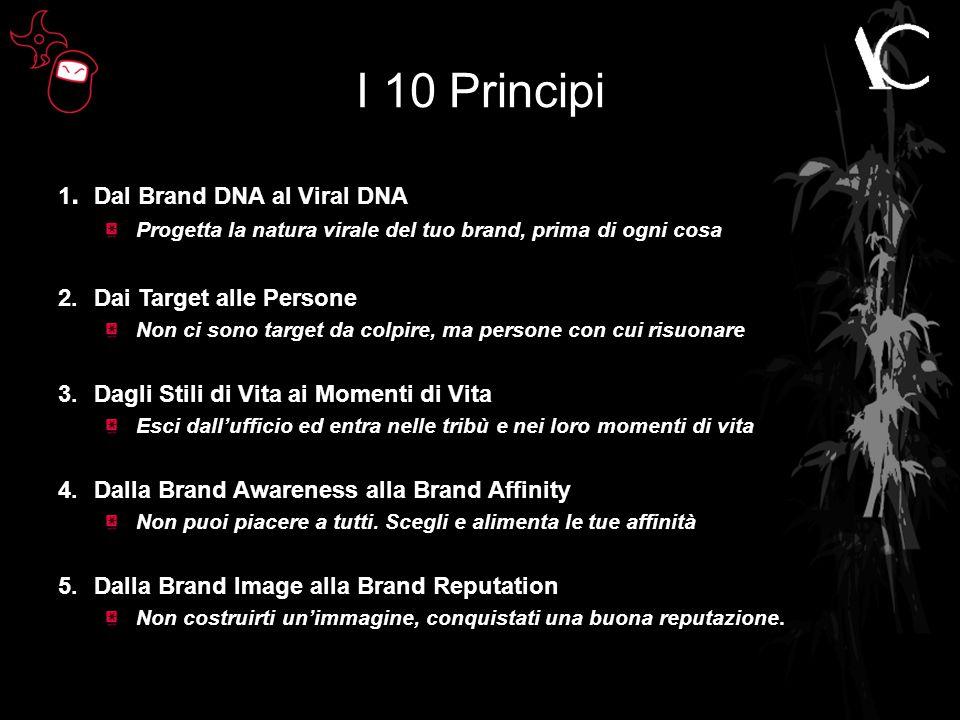 I 10 Principi 1.