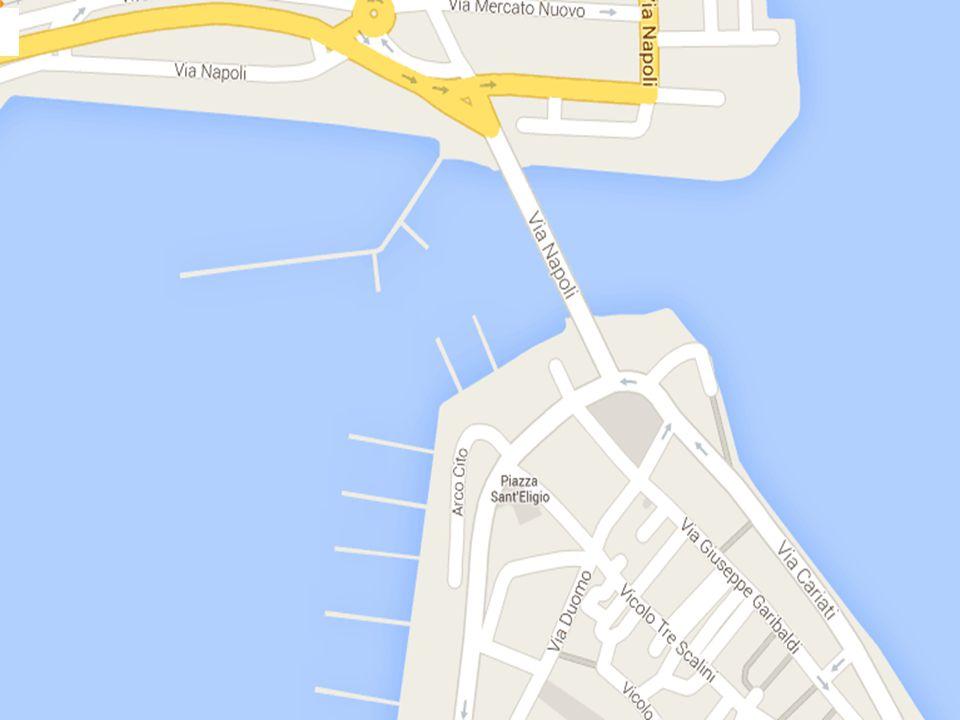 TURISMO CULTURALE: IL PONTE DI PIETRA DI PORTA NAPOLI Il Ponte di pietra di Porta Napoli è dedicato a San Egidio di Taranto.