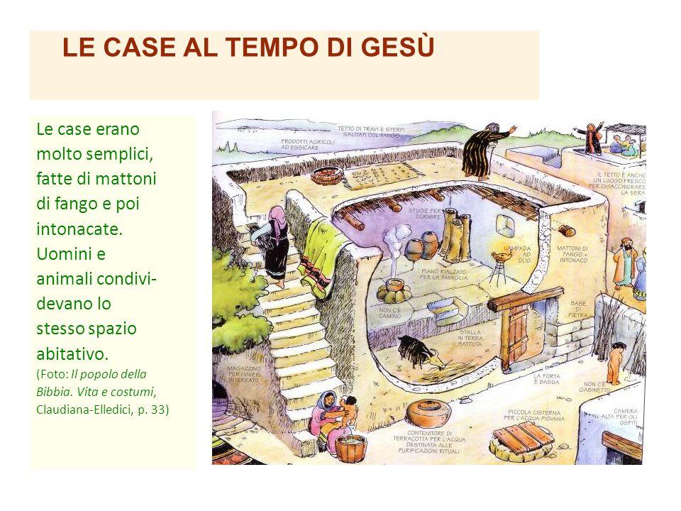 Le case erano molto semplici, fatte di mattoni di fango e poi intonacate. Uomini e animali condivi- devano lo stesso spazio abitativo. (Foto: Il popol